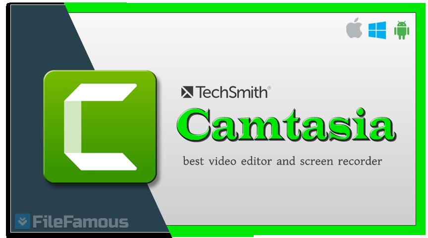 camtasia for macos, camtasia studio logo icon banner cover png