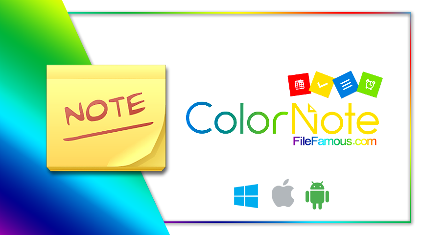 ColorNote Notepad Notes for Windows PC