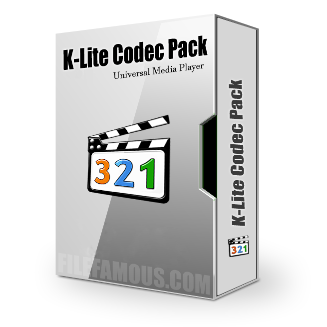 K-Lite Codec Pack BOX
