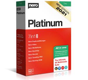Nero Platinum BOX