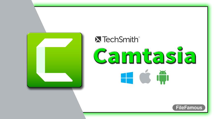 Camtasia Studio Cover