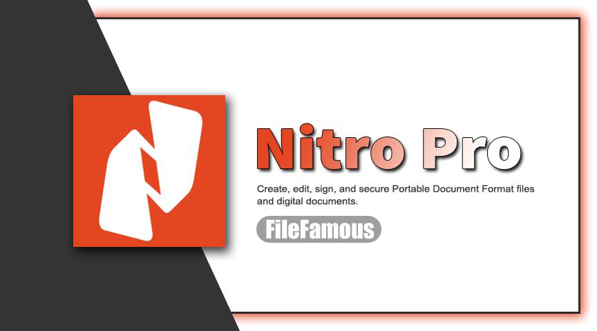 nitro pro logo icon png svg cover box download