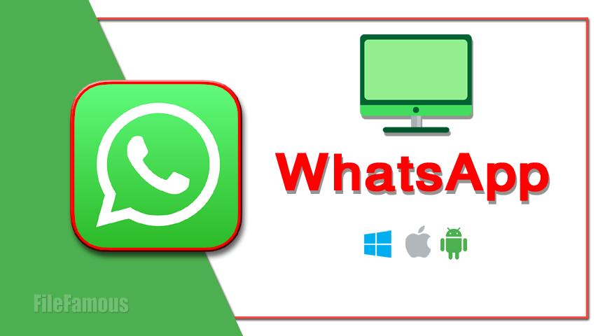 WhatsApp for Windows Desktop PC